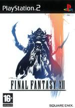 Скан обложки игры Final Fantasy XII на PlayStation 2