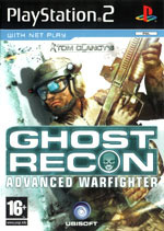 Игра Tom Clancy's Ghost Recon Advanced Warfighter на PlayStation 2
