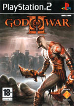 Игра God Of War II на PlayStation 2