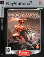 Игра God Of War на PlayStation 2