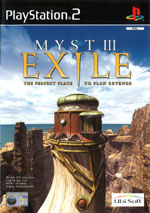 Игра MYST III: Exile на PlayStation 2