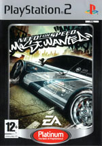 Игра Need for Speed: Most Wanted на PlayStation 2
