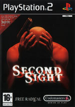 Игра Second Sight на PlayStation 2