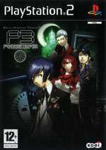 Игра Shin Megami Tensei: Persona 3 на PlayStation 2