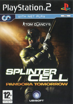 Игра Tom Clancy's Splinter Cell Pandora Tomorrow на PlayStation 2