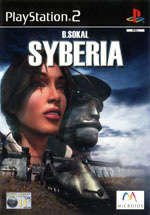 Игра Syberia на PlayStation 2