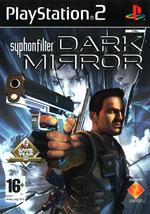 Скан обложки игры Syphon Filter: Dark Mirror на PlayStation 2