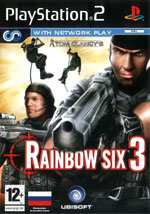 Игра Tom Clancy's Rainbow Six 3 на PlayStation 2