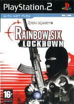 Игра Tom Clancy's Rainbow Six Lockdown на PlayStation 2