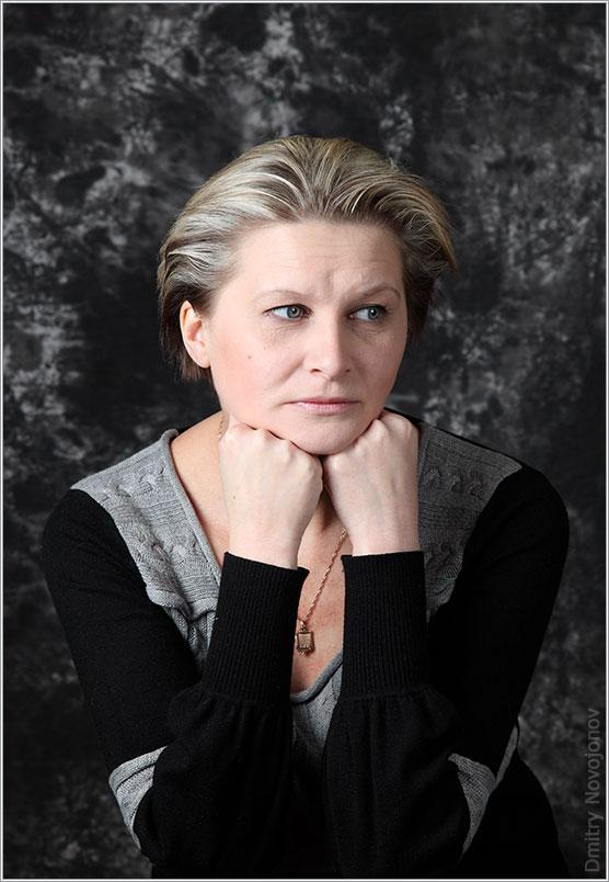 Светлана : (без описания) (Фотограф Дмитрий Новоженов)