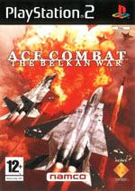 Игра Ace Combat: The Belkan War на PlayStation 2