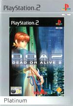 Игра Dead Or Alive 2 на PlayStation 2