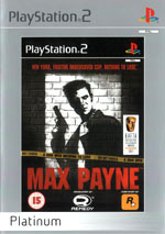 Игра Max Payne на PlayStation 2