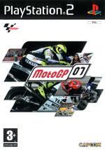 Игра MotoGP 07 на PlayStation 2