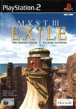 Игра MYST III: Exile на PlayStation 2