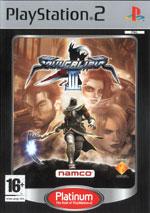 Игра Soulcalibur III на PlayStation 2