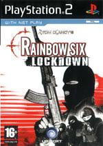 Игра Tom Clancy's Rainbow Six Lockdown на PlayStation 2
