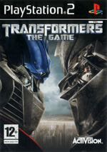 Игра Transformers: The Game на PlayStation 2