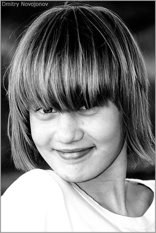 Ирка : Ирина (Эмо) Бакулина - искренне завидую светлому жизнерадостному взгляду =))) (Фотограф Дмитрий Новоженов)
