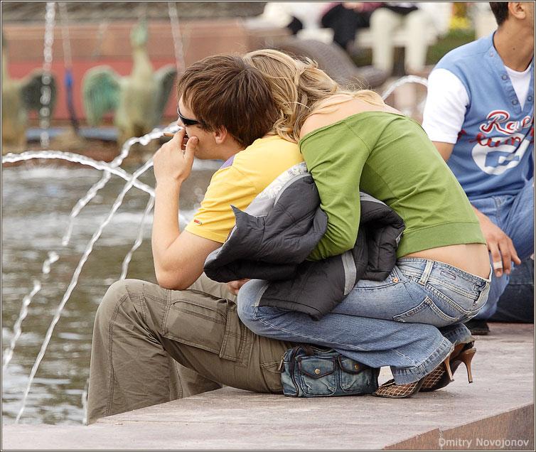 Ее счастье : Счастье мужчины - Я хочу, счастье женщины - Он хочет (С) Фридрих Ницше (Фотограф Дмитрий Новоженов)
