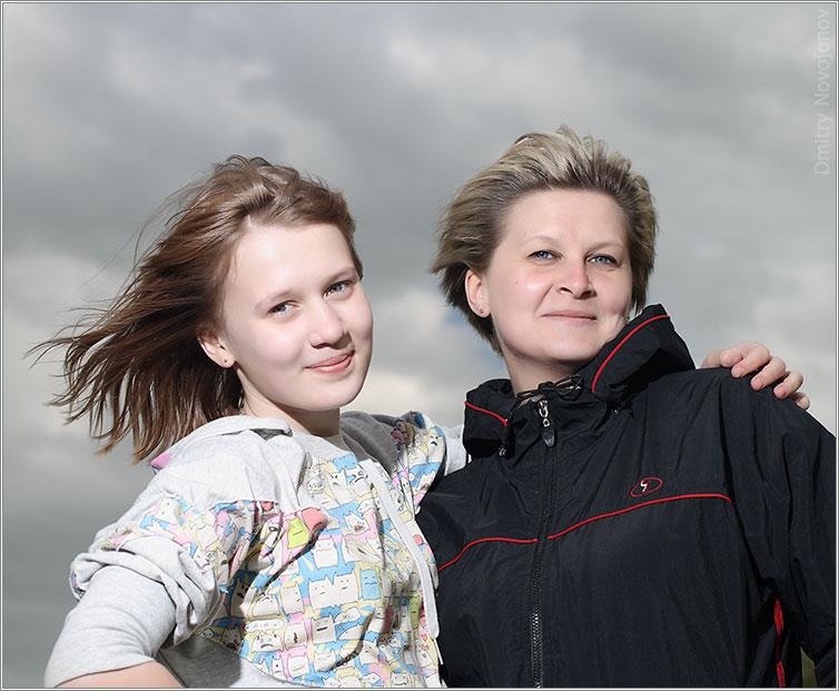 Солнце и Ветер : Солнце или тучи, ветер или штиль - ничто не испортит настроения =))) (Фотограф Дмитрий Новоженов)