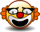 "Смайл ""Клоун"" (Clown)"