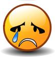 "Смайл ""Плачущий"" (Crying)"